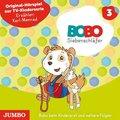 Bobo Siebenschläfer, Bobo beim Kinderarzt und weitere Folgen, Audio-CD