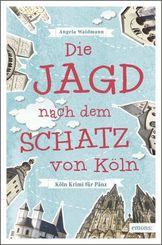 Köln Krimi für Pänz - Die Jagd nach dem Schatz von Köln