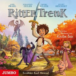 Ritter Trenk, Audio-CD