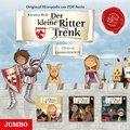 Der kleine Ritter Trenk Sammelbox 4, Audio-CDs - Box.4