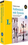 Langenscheidt Italienisch mit System - Der Intensiv-Sprachkurs mit Buch, 4 Audio-CDs und 1 MP3-CD