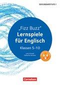 Fizz Buzz - Lernspiele für Englisch Klasse 5-10
