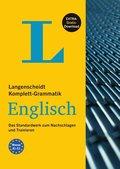 Langenscheidt Komplett-Grammatik Englisch