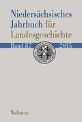 Niedersächsisches Jahrbuch für Landesgeschichte - Bd.87/2015