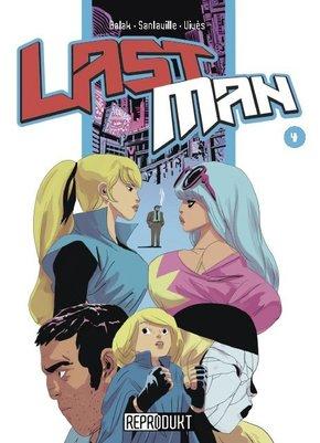 LastMan - Bd.4