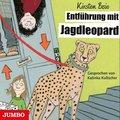 Entführung mit Jagdleopard, 4 Audio-CDs