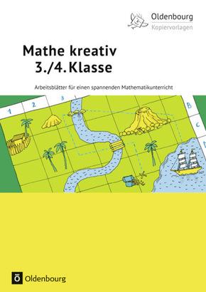 Mathe kreativ, 3./4. Klasse