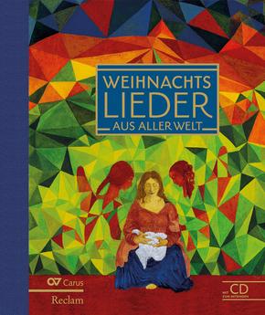 Weihnachtslieder aus aller Welt, m. Audio-CD