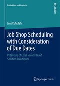 Job Shop Scheduling with Consideration of Due Dates
