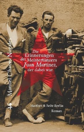 Die Erinnerungen des Meistertänzers Juan Martinez, der dabei war