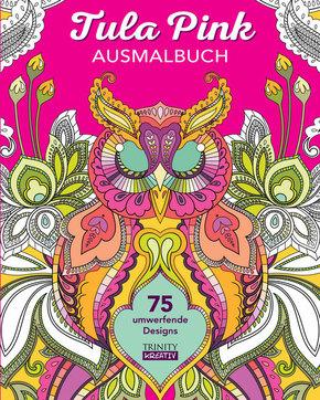 Tula Pink Ausmalbuch