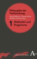 Philosophie der Tierforschung - Bd.1