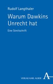 Warum Dawkins Unrecht hat