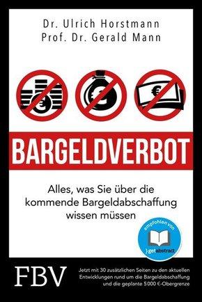 Bargeldverbot
