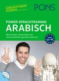 PONS Power-Sprachtraining Arabisch, m. Audio+MP3-CD