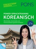 PONS Power-Sprachtraining Koreanisch, m. Audio+MP3-CD