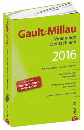 Gault&Millau WeinGuide Deutschland 2016