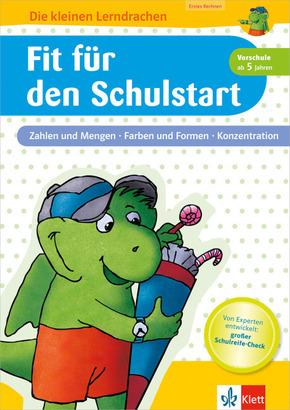 Fit für den Schulstart, Zahlen und Mengen, Farben und Formen, Konzentration
