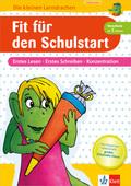 Fit für den Schulstart - Erstes Lesen, erstes Schreiben, Konzentration