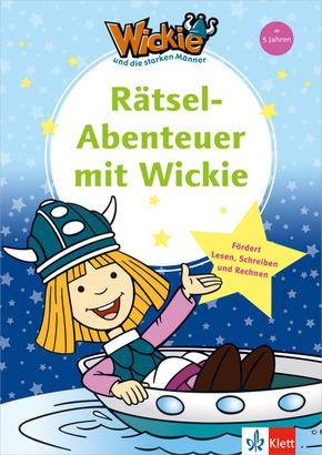 Rätsel-Abenteuer mit Wickie