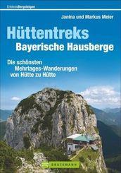Hüttentreks Bayerische Hausberge