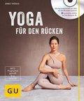 Yoga für den Rücken, m. DVD