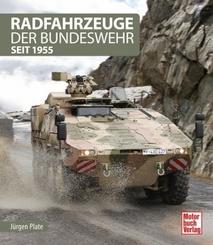 Radfahrzeuge der Bundeswehr seit 1955; Volume 1