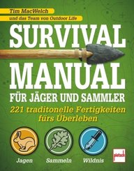 Survival Manual für Jäger und Sammler