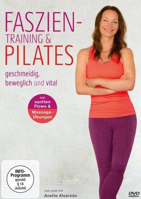 Faszien-Training & Pilates, 1 DVD