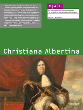 Christiana Albertina - Vol.80
