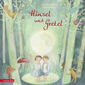 Hänsel und Gretel, m. 1 Audio-CD