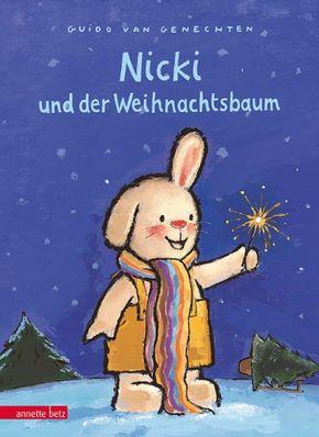 Nicki und der Weihnachtsbaum