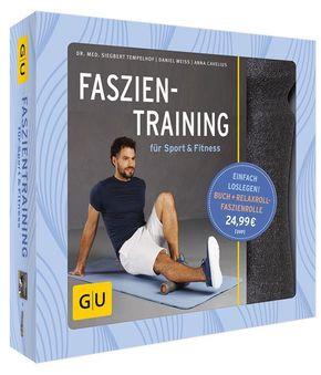 Faszientraining für Sport & Fitness, m. Relaxroll-Faszienrolle