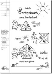 Mein Gartenbuch zum Zahlenland
