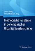 Methodische Probleme in der empirischen Organisationsforschung