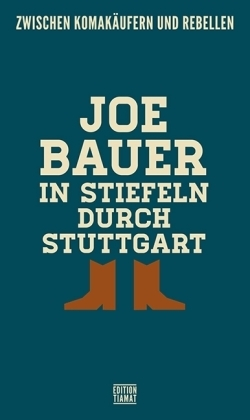 In Stiefeln durch Stuttgart