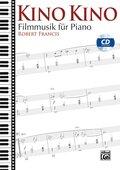 Kino Kino, Klavier, m. Audio-CD