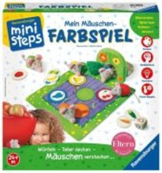 Mein Mäuschen-Farbspiel (Kinderspiel)