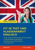 Fit in Test und Klassenarbeit - Englisch 7./8. Klasse Gymnasium