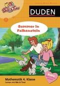 Mathematik 4. Klasse - Bibi & Tina - Sommer in Falkenstein