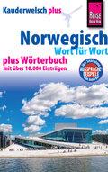 Norwegisch - Wort für Wort plus Wörterbuch