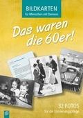 Bildkarten für Menschen mit Demenz: Das waren die 60er!, 32 Bildktn.