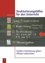 Strukturierungshilfen für den Unterricht