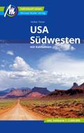 USA - Südwesten Reiseführer, m. 1 Karte