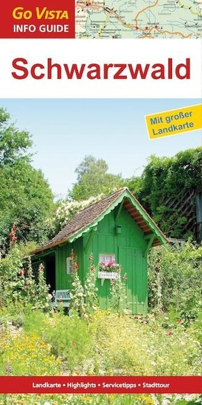 Go Vista Info Guide Reiseführer Schwarzwald