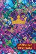 """Bibelausgaben: Hoffnung für alle. Die Bibel - Trend-Edition """"Crown""""; fontis - Brunnen Basel"""