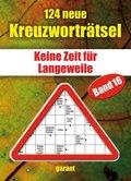 124 neue Kreuzworträtsel - Bd.16