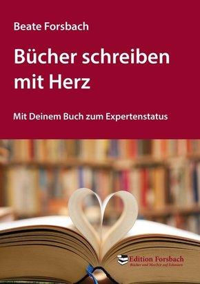 Bücher schreiben mit Herz