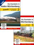 Die Eisenbahn in Baden-Württemberg damals, 2 DVDs