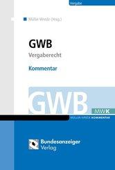 GWB, Vergaberecht, Kommentar